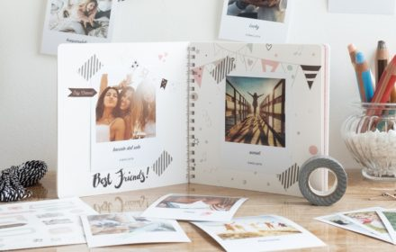 COME CREARE UN ALBUM SCRAPBOOKING